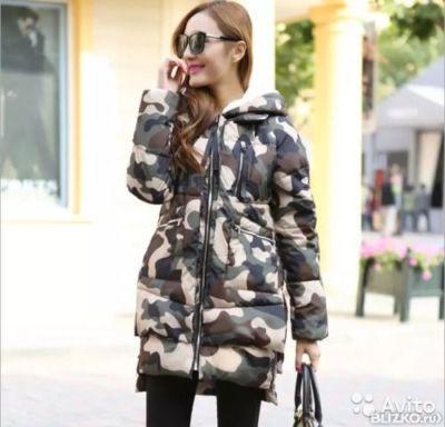 2a486312da64 Куртка парка для беременных зимняя тёплая в Санкт-Петербурге. Цена ...